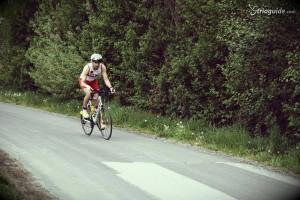 © triaguide.com. Nach dem Wechsel auf Bike.