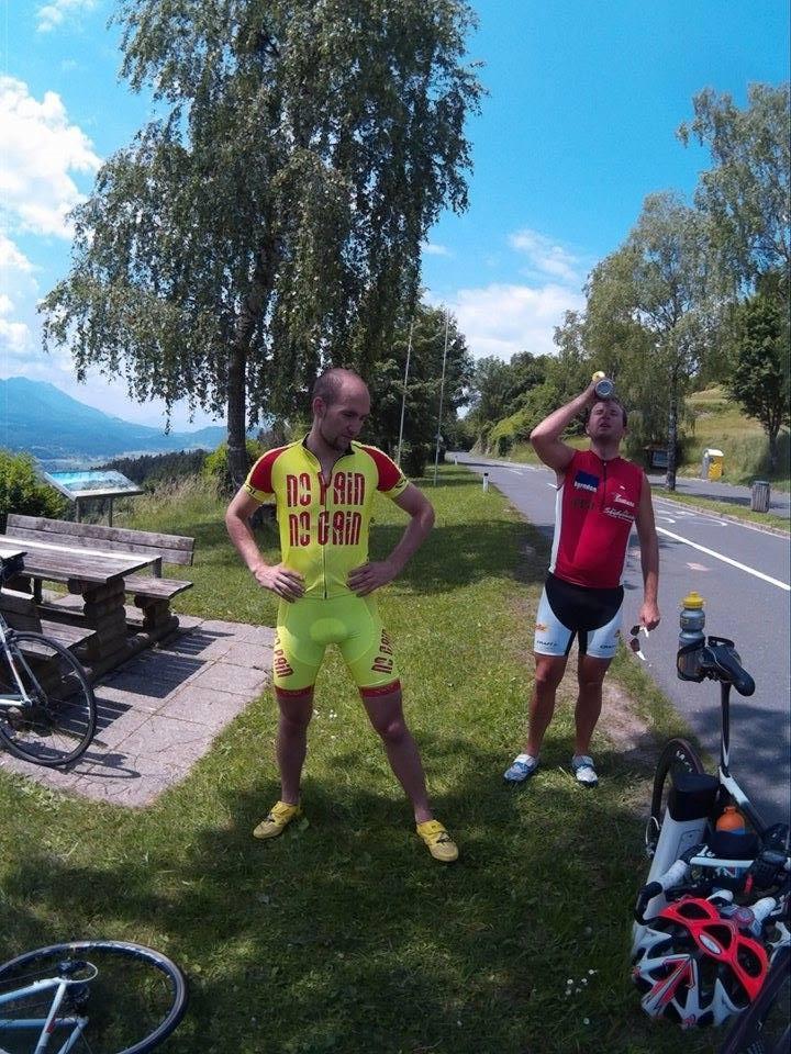 Ironman Streckenbesichtung 2015